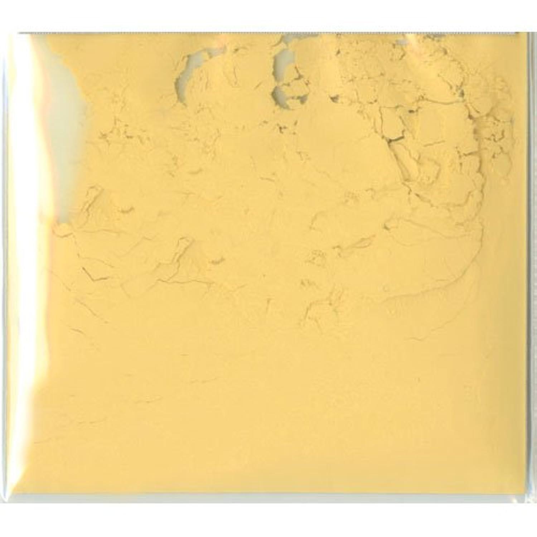 周波数先史時代のピカエース ネイル用パウダー ピカエース カラーパウダー 透明顔料 #980 イエローオーカー 2g アート材
