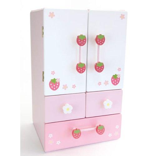 野苺 木のおままごとセット キューティデラックス冷蔵庫 44174397