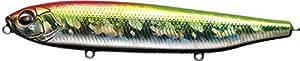 エバーグリーン(EVERGREEN) ペンシルベイト コンバットペンシルジャスティーン 11.5cm 19.5g サイトフラッシュ #235