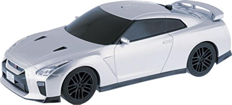 サウンド&ライト NISSAN GT-R 覆面パトカー フリクションカー