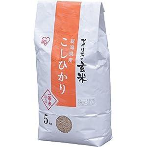 玄米 新潟県産 こしひかり 5kg 平成29年産