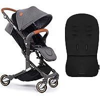 babysing I-GO 76cmハイライト軽量ポータブルデラックスコンパクトベビーカースーツ0-3歳幼児 (グレー)