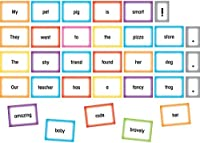 Teacher Created Resources Silly Sentences Pocket Chart Cards (TCR20849) [並行輸入品]