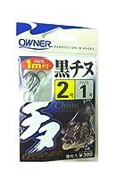OWNER(オーナー) 黒チヌ 1m付 2-1 40349