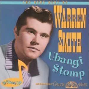 Amazon   Ubangi Stomp-Very Best of Warr   Smith, Warren   カントリー   音楽