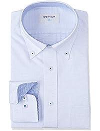[オリヒカ] 【形態安定シャツ】防菌防臭機能付き 選べるバリエーション 1900長袖ボタンダウン
