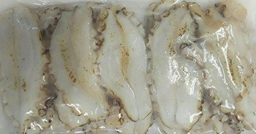 刺身用 炙り岩ダコ(スライス)醤油味 140g(20枚)×40P 業務用 寿司ねた 冷凍 たこ