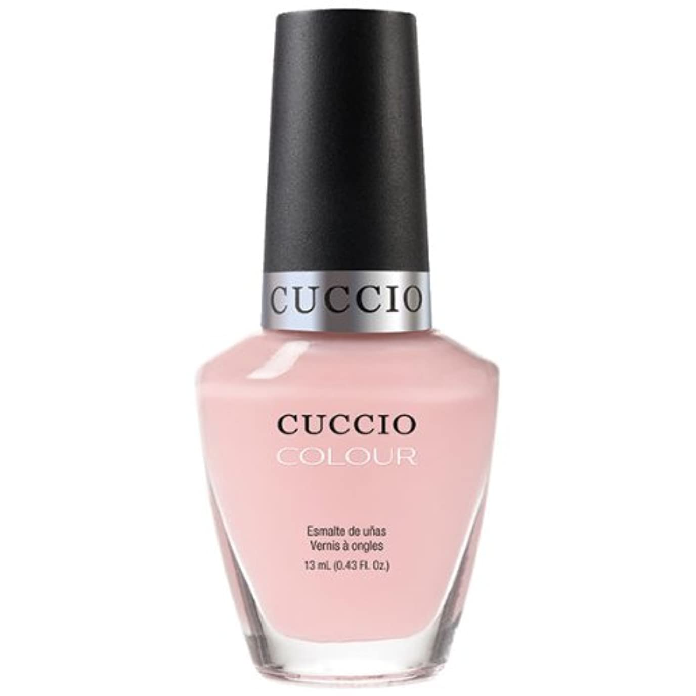キモい鼻書くCuccio Colour Gloss Lacquer - Texas Rose - 0.43oz/13ml