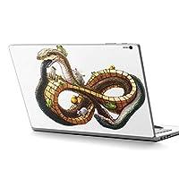 Surface Book2 13.5inchラップトップ 専用スキンシール Microsoft サーフェス サーフィス ノートブック ノートパソコン カバー ケース フィルム ステッカー アクセサリー 保護007828