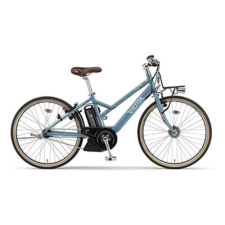 ヤマハ パス 電動アシスト自転車 PAS Vienta5 パウダーブルー PA26V
