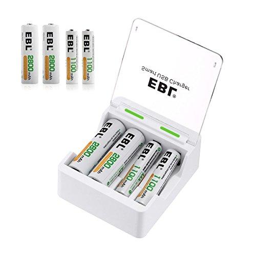 充電器充電池セット