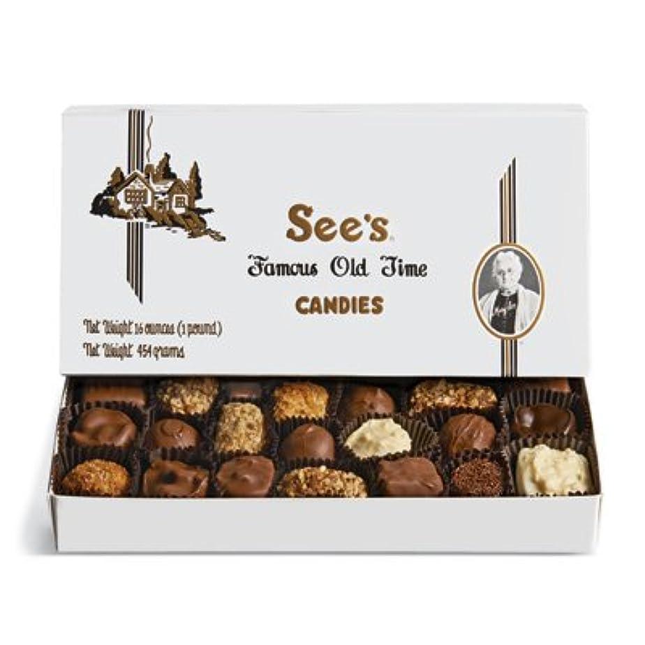 パブ収容するシンポジウムSee's Candies【シーズキャンディー Chocolate and Variety チョコレート&バラエティ】 【並行輸入商品】