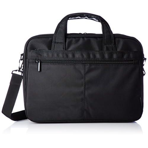 [アジア・ラゲージ] ビジネスバッグ B4ファイル収納可 2WAY PCポケット キャリーON ADY-3510 BK ブラック