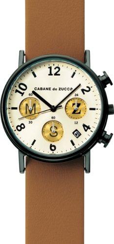 RoomClip商品情報 - [カバン ド ズッカ]CABANE de ZUCCA 腕時計 TYPEWRITER タイプライター 日常生活用強化防水 (10気圧) カーブハードレックス AJGT001