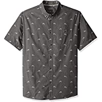 Quiksilver Men's Mahi Hami Short Sleeve Shirt
