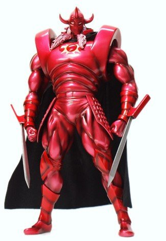 CCP マスキュラー コレクション EX 悪魔将軍 地獄のメリーゴーランド赤原作カラーアドベントVer.