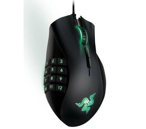 Razer Naga 2012 MMOゲーミングマウス 【正規保証品】 RZ01-00580100-R3A1