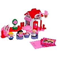 Little People Sweet Valentine Set by Unitrade Marketing Group, Inc [並行輸入品]