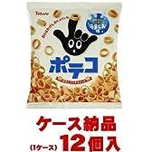 【ご注意!1ケース納品です】 東ハト ポテコ うましお味 85g×12個入(1ケース)