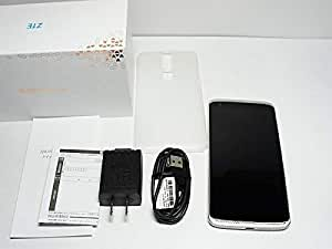 ZTE SIMフリースマートフォン ZTE AXON MINI(クロームシルバー) AXON MINI SILVER