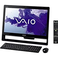 ソニー(VAIO) VAIO Jシリーズ J246 W7H 64/PDC/21.5 Full HD/4G/DVD/1T/W-LAN/Office/TV/ブラック VPCJ246FJ/B