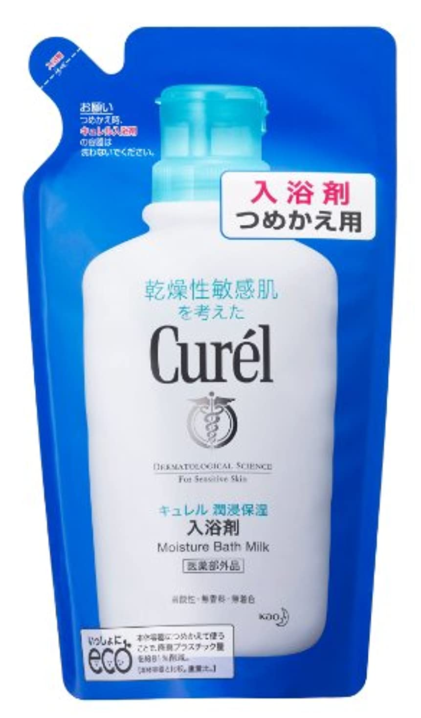 愛国的な韓国語ハイブリッド花王 キュレル 入浴剤 つめかえ用 360ml