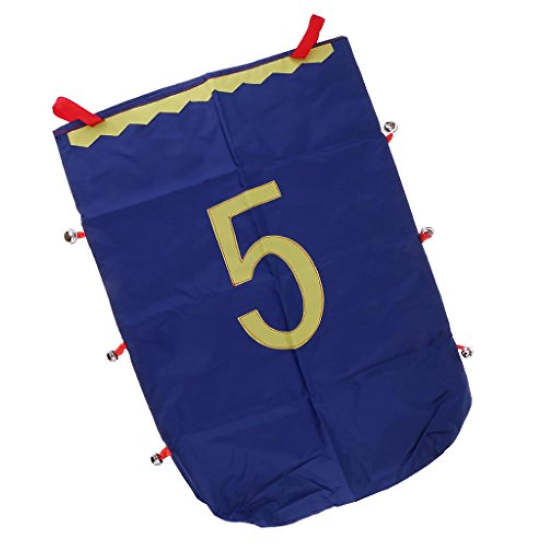monkeyjackアウトドアFunバランスゲームJumping袋おもちゃバッグキッズMontessoriスポーツおもちゃPlaygroundアクティビティアクセサリー数5
