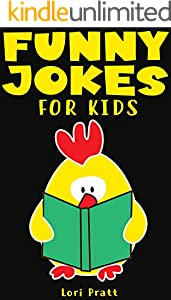FUNNY JOKES FOR KIDS: More Than 500 Hilarious Jokes (English Edition)