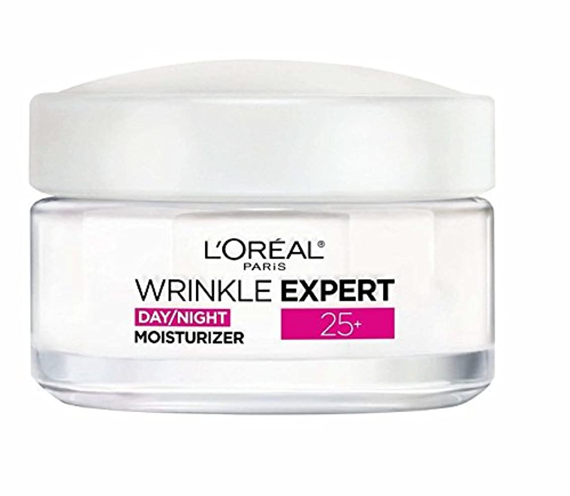 浸漬懐提供するロレアル Wrinkle Expert 25+ Day/Night Moisturizer 50ml/1.7oz並行輸入品