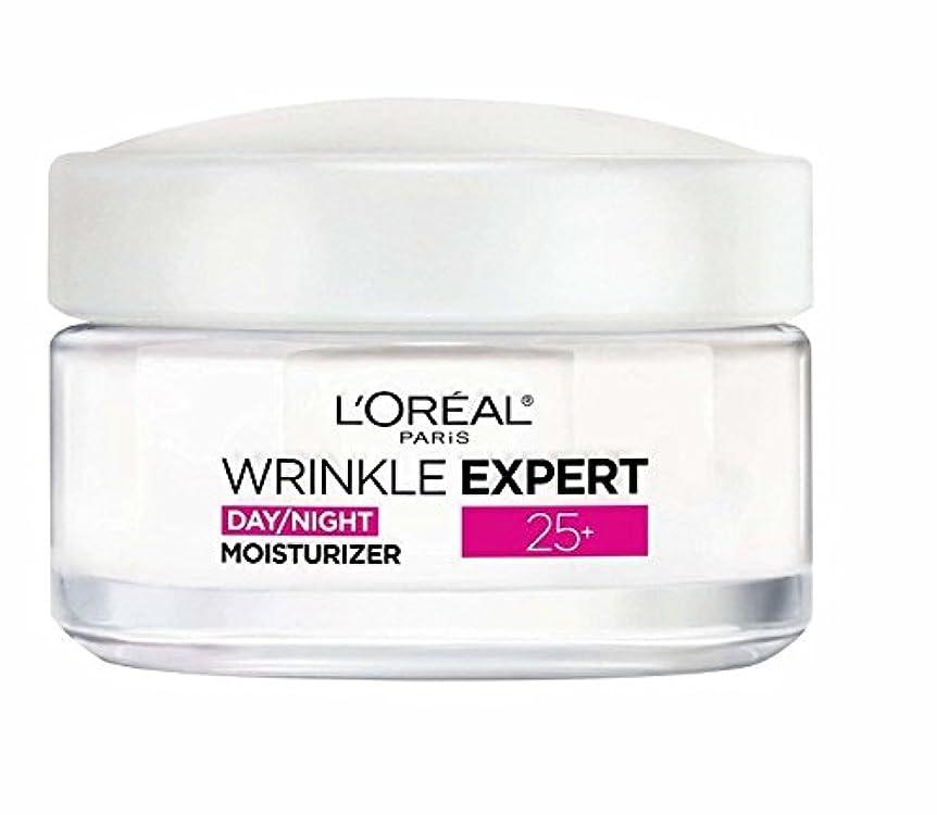 容器部屋を掃除する移動するロレアル Wrinkle Expert 25+ Day/Night Moisturizer 50ml/1.7oz並行輸入品