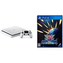 PlayStation 4 グレイシャー・ホワイト 500GB (CUH-2100AB02) + 地球防衛軍5 セット