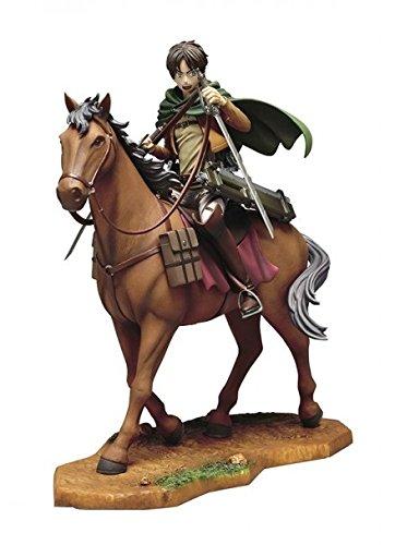 一番くじ 進撃の巨人 ~壁外調査女型捕縛作戦 ~ A賞 エレン騎乗フィギュア 全1種