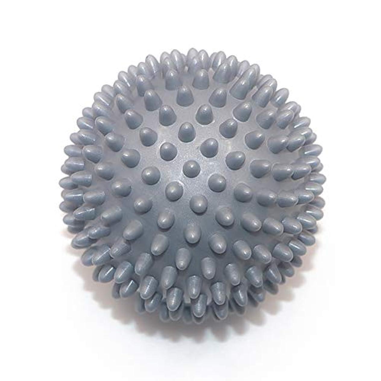 フォーラムモーションジョージバーナードLiti マッサージボール リハビリ 触覚ボール リフレクションボール 筋膜リリース リハビリ マッサージ用 グレー