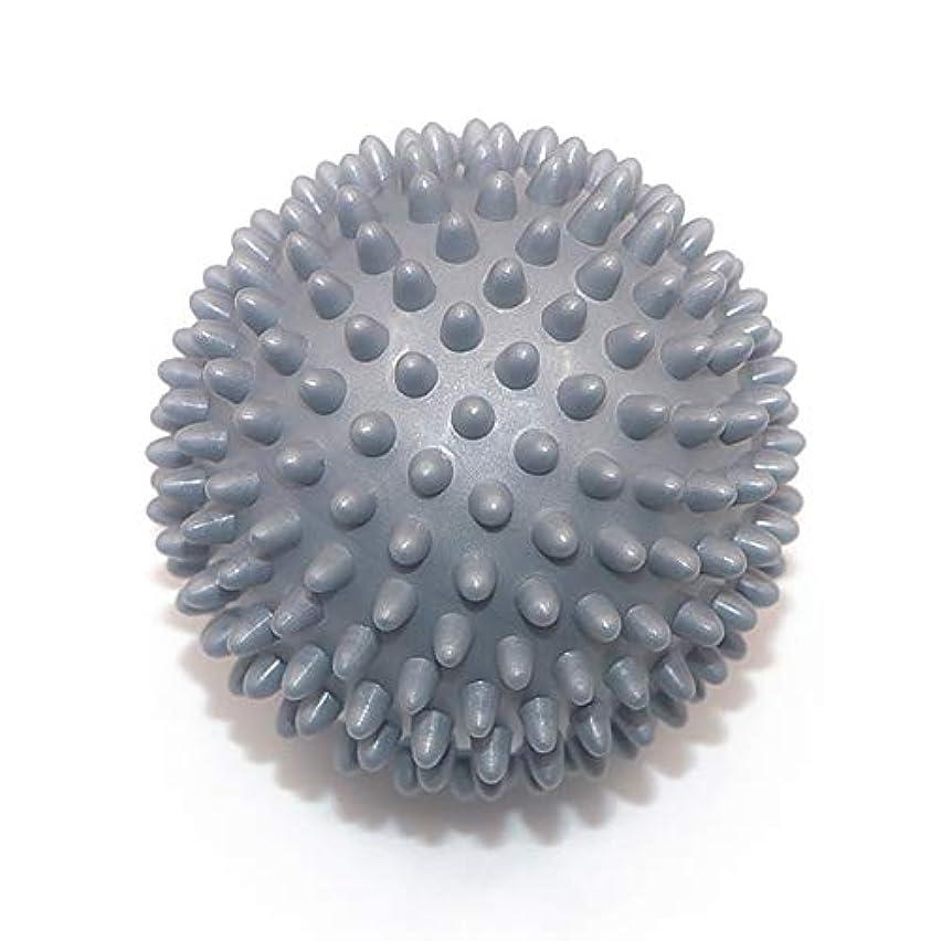 別に是正爆発するLiti マッサージボール リハビリ 触覚ボール リフレクションボール 筋膜リリース リハビリ マッサージ用 グレー