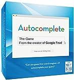 Chronicle Booksオートコンプレート ゲーム:大人用オートコレクト推測ゲーム、3~10人用、18歳以上、楽しいディナーパーティーゲーム。