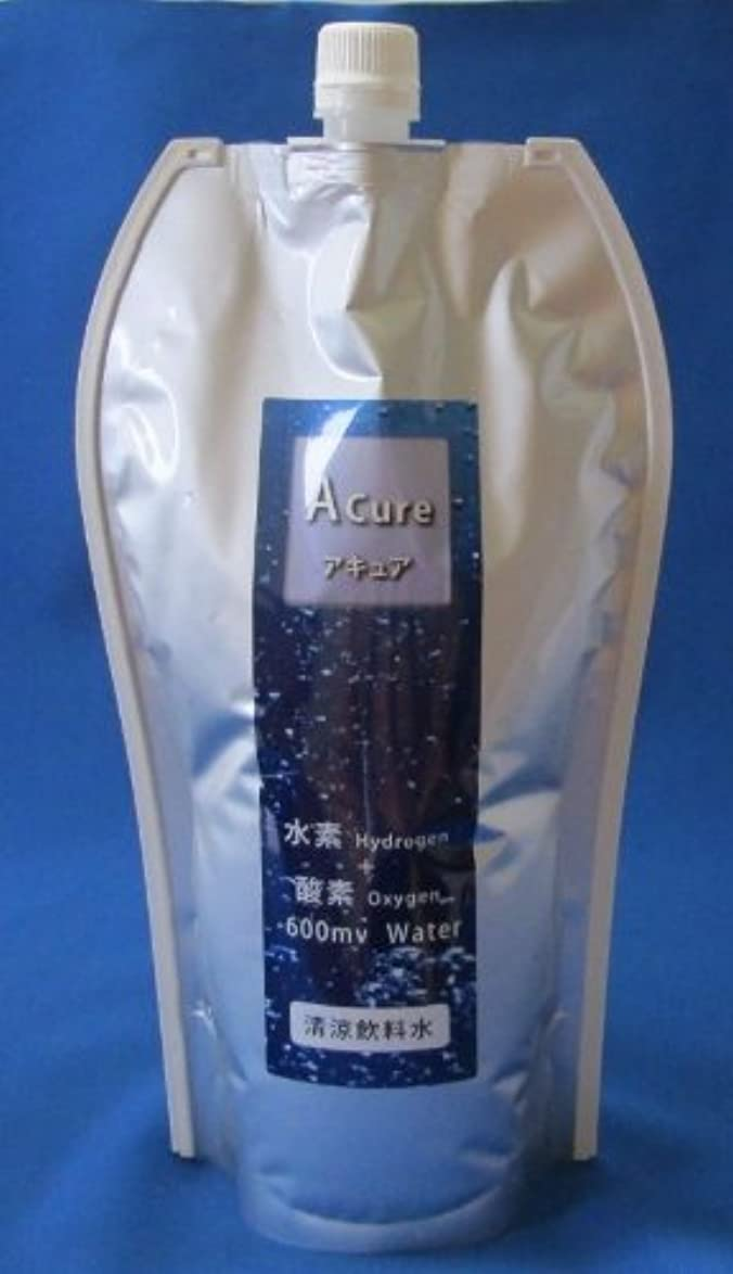 解く動脈固体水素水?酸素水 両方の効果をもたらすお水(機能水)Acure (アキュア) 1L×12本