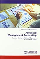 Advanced Management Accounting: Revision Kit, Higher National Diploma in Accountancy, SLIATE