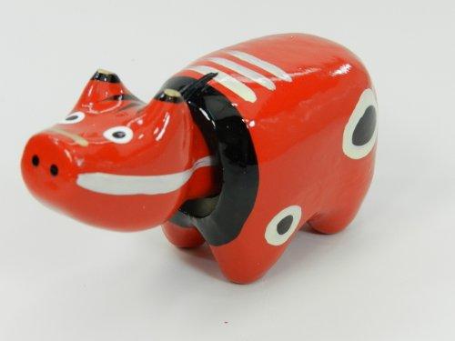 赤べこ 福島県郷土の玩具