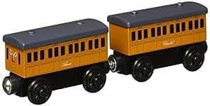 きかんしゃトーマス 木製レールシリーズ アニーとクララベル (Y4422)
