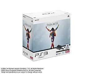 PlayStation 3 (120GB) マイケルジャクソン「THIS IS IT」スペシャルパック (CEJH-10009) 【メーカー生産終了】
