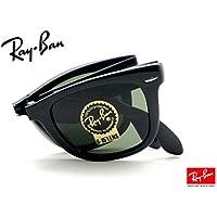 【RayBan】 レイバン サングラス RB4105-601 50 正規品 WAYFARER FOLDING ウェイファーラー フォールディング 折りたたみ式