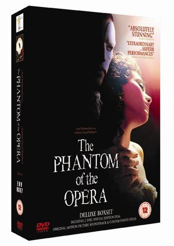 The Phantom of the Opera [Deluxe Box Set] [Import anglais]