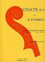 ROMBERG - Sonata Op.43 nコ 1 en Sib Mayor (Movimiento) para Violoncello y Piano (Ruyssen)