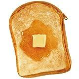 【まるでパンみたいな】ショルダーポーチ (ハニートースト)