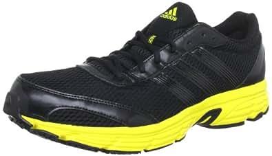 [アディダス] adidas Vanquish 6 M バンキッシュ 黒黄 ランニングシューズ 22393 (US7.0/25.0cm)