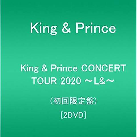 King & Prince CONCERT TOUR 2020 ~L&~(初回限定盤)(2DVD)[DVD]