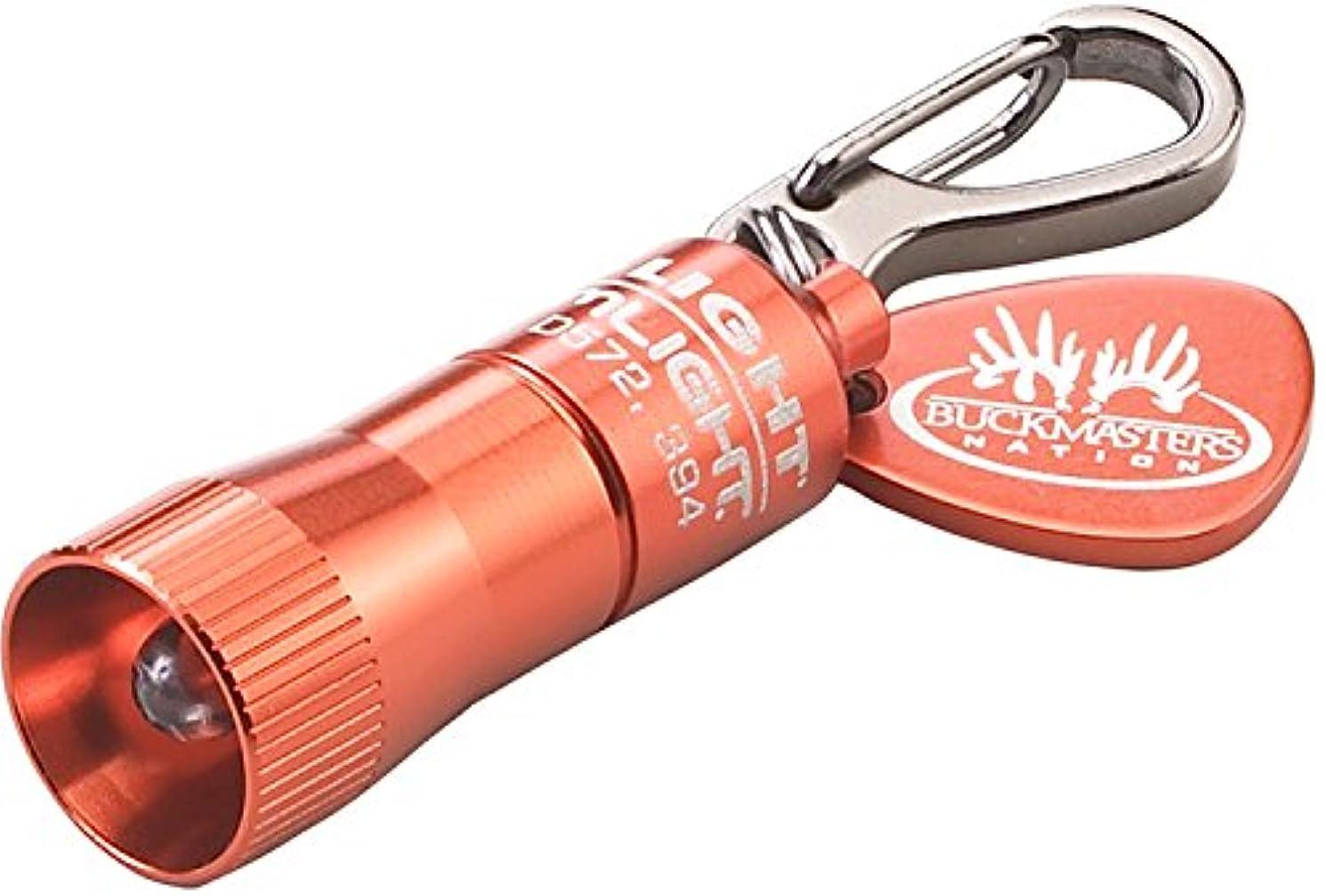 肌寒いリス来てSTREAMLIGHT(ストリームライト) 懐中電灯 ナノライト(LED) オレンジ SL73006000