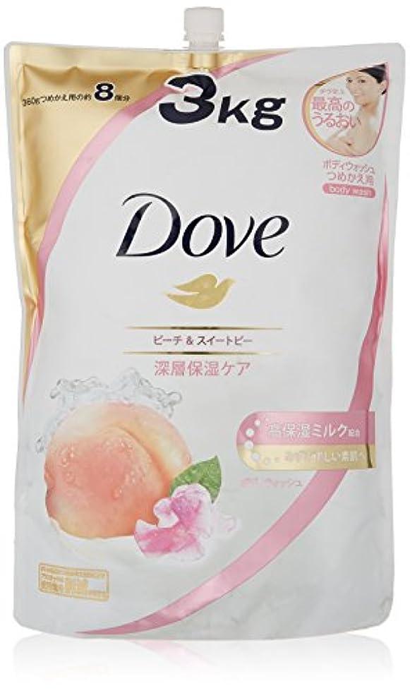 プライムスチュワード成分Dove ダヴ ボディウォッシュ ハーモニー つめかえ用 3kg