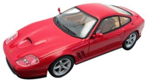 IXO 1/43 フェラーリ 575M マラネロ レッド