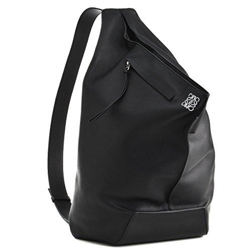 LOEWE(ロエベ) バッグ メンズ ANTON バックパック リュックサック ブラック 30710J87-0024-1100 [並行輸入品]